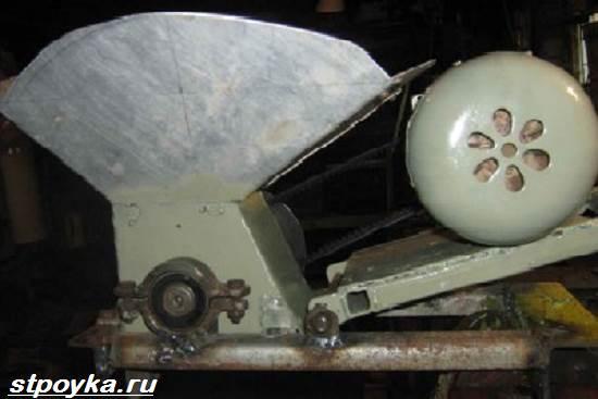 Камнедробилка-Описание-особенности-и-виды-камнедробилок-9