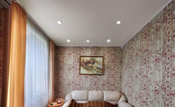 Сатиновый-натяжной-потолок-Описание-виды-цена-плюсы-и-минусы-сатинового-потолка-3