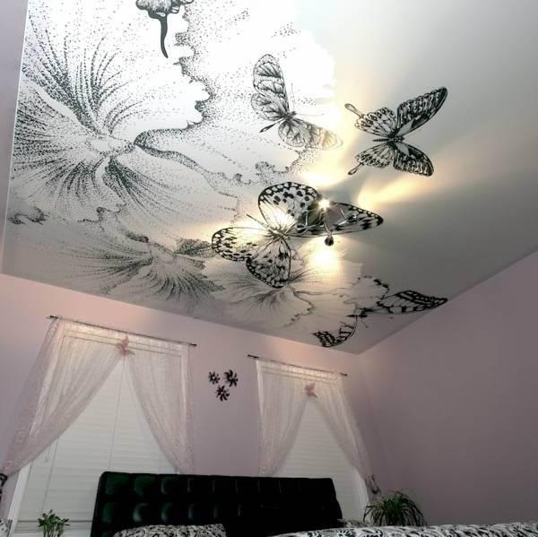 Натяжные-потолки-с-фотопечатью-их-особенности-виды-цена-плюсы-и-минусы-1