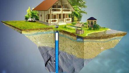 Бурение скважин на воду. Определение места, способы и цена бурения скважины на воду