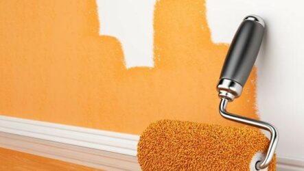 Водоэмульсионная краска. Описание, характеристики, применение и цена водоэмульсионной краски