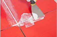 Затирка швов плитки. Какую выбрать, как затирать швы и цены на затирку для плитки
