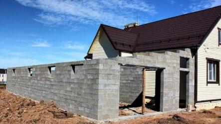 Как построить пристройку к дому своими руками