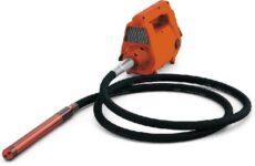 Глубинный вибратор для бетона. Описание, характеристики, виды и применение вибратора