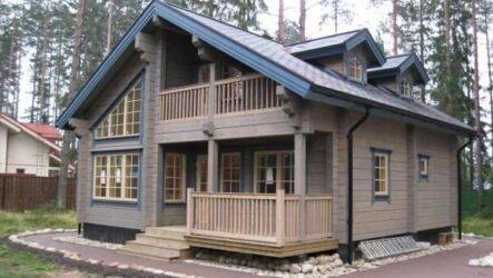 Особенности, характеристики, плюсы и минусы финского дома