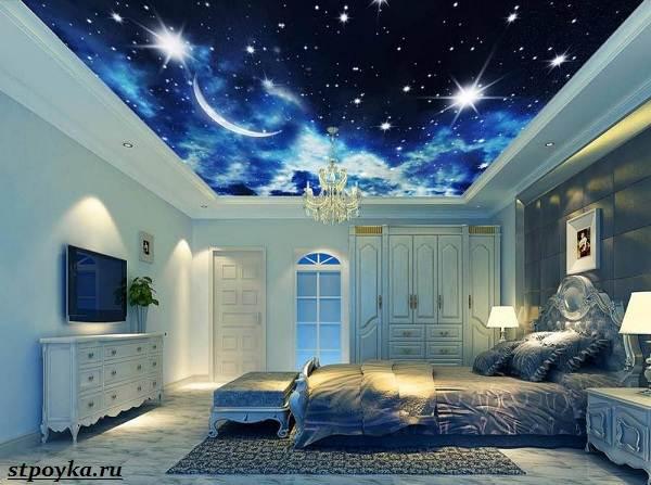 Натяжной-потолок-звездное-небо-его-особенности-виды-и-цена-8