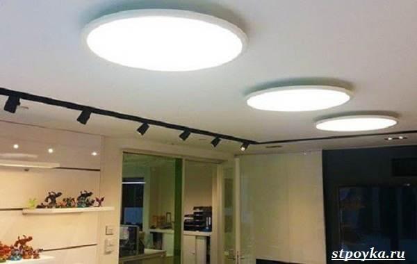 Виды-светильников-для-натяжных-потолков-их-характеристики-и-особенности-3