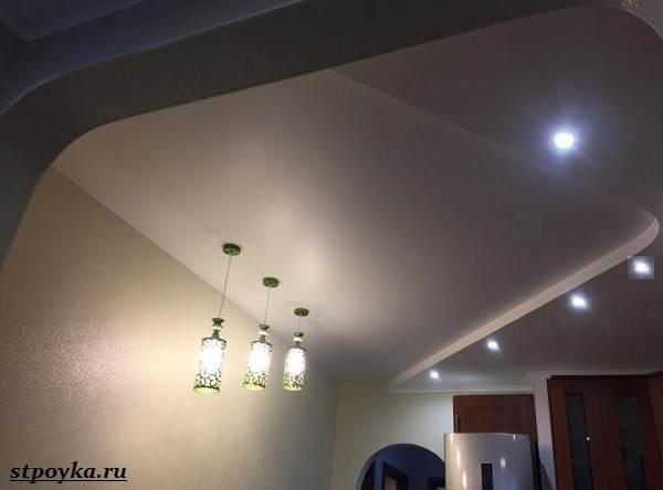 Виды-светильников-для-натяжных-потолков-их-характеристики-и-особенности-4