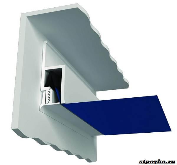 Натяжной-потолок-в-ванной-особенности-плюсы-и-минусы-1