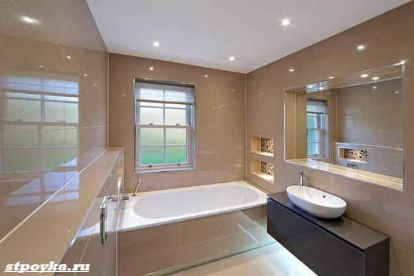 Натяжной-потолок-в-ванной-особенности-плюсы-и-минусы-2