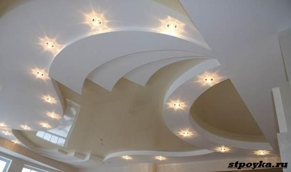 Натяжной-потолок-в-ванной-особенности-плюсы-и-минусы-7