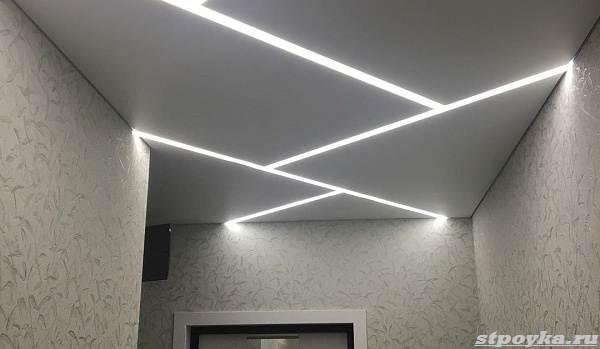 Что-такое-потолок-световые-линии-1