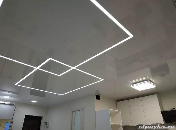 Что-такое-потолок-световые-линии-2
