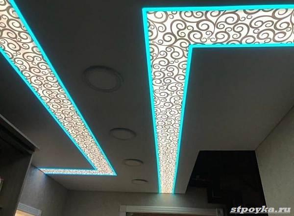 Что-такое-потолок-световые-линии-5